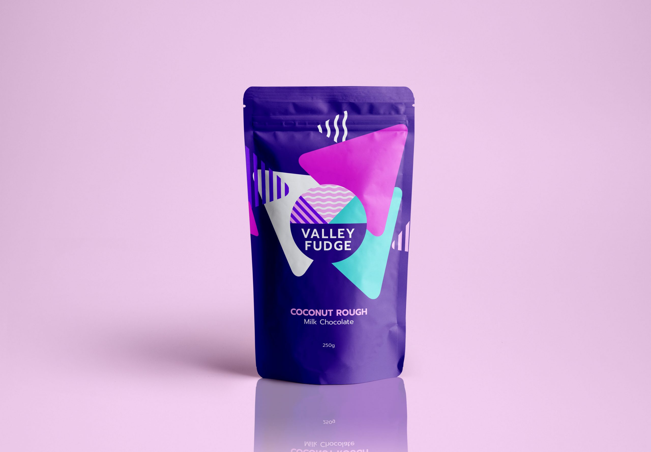 Plastic Pouch Packaging MockUp scaled